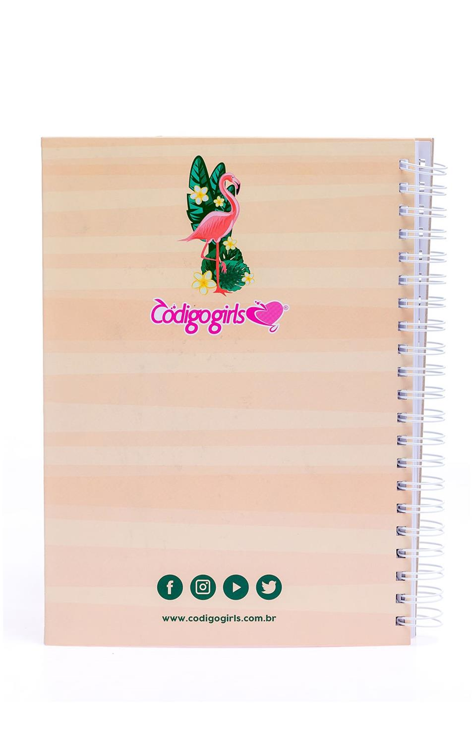 Caderno California Girls